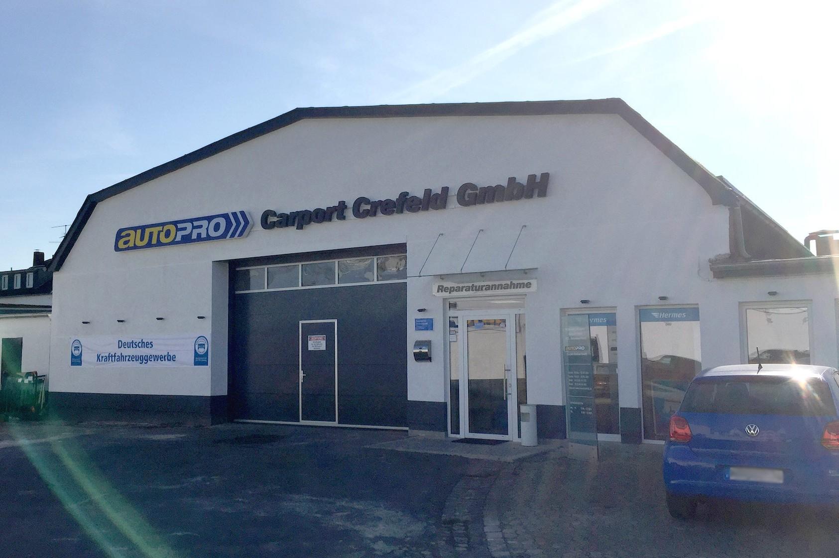 Carport Crefeld GmbH