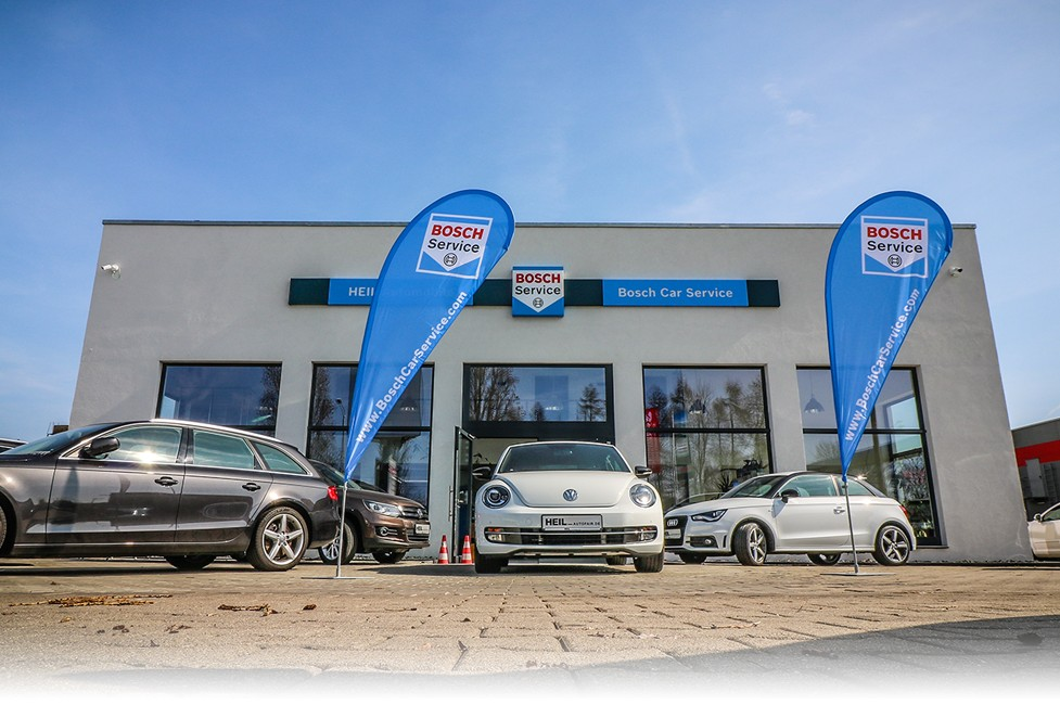 Heil Automobile GmbH - BOSCH Car Service