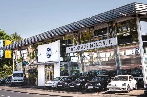 Minrath Moers Volkswagen und Audi
